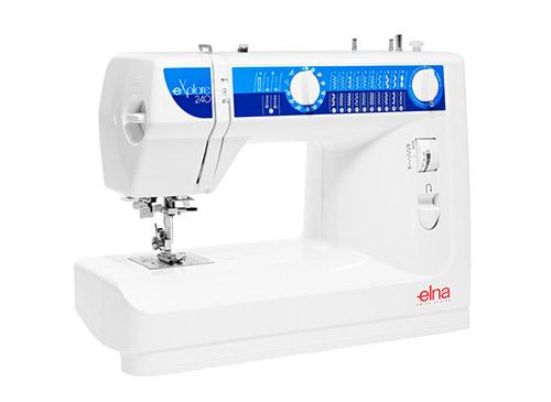 Elna Explore 240 macchina da cucire