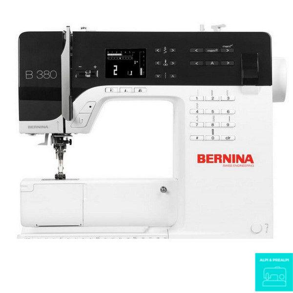 Bernina 380 macchina da cucire elettronica