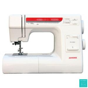 JANOME  HD 3400
