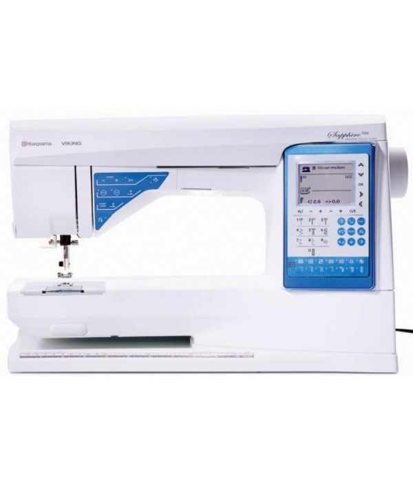 macchina per cucire Husqvarna Viking Sapphire 930