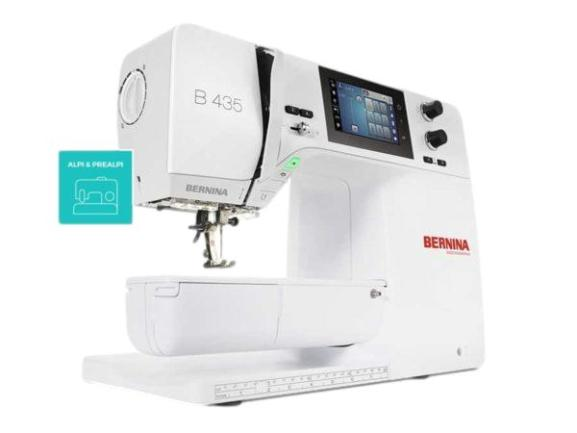 macchina da cucire elettronica Bernina 435
