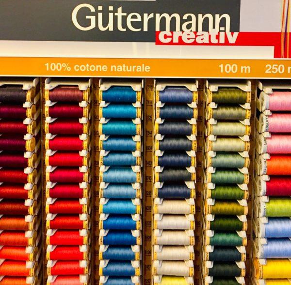 offerta 10 fili Gütermann a soli 10 euro